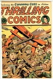 Thrilling Comics #51