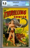 Thrilling Comics #63