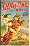 Thrilling Comics #62