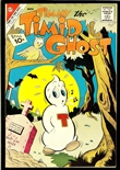 Timmy the Timid Ghost #31