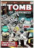 Tomb of Darkness #16