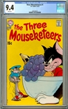 Three Mouseketeers #1