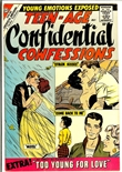 Teen-Age Confidential Confessions #1