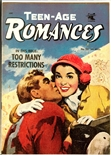 Teen-Age Romances #28