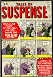 Tales of Suspense #34