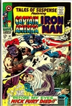 Tales of Suspense #92