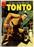 Lone Ranger's Companion Tonto #23