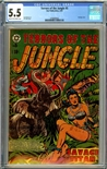 Terrors of the Jungle #5