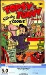 Topsy-Turvy Comics #1