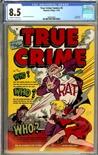 True Crime Comics #3