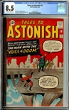 Tales to Astonish #42