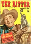 Tex Ritter Western #1