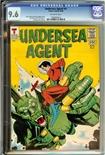 Undersea Agent #4