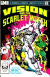 Vision and Scarlet Witch #2