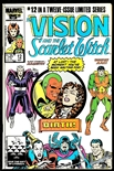Vision and Scarlet Witch #12