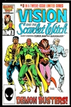 Vision and Scarlet Witch (Vol 2) #8