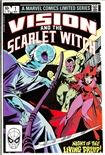 Vision & Scarlet Witch #1