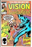 Vision and Scarlet Witch (Vol 2) #2