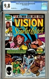 Vision and Scarlet Witch (Vol 2) #10