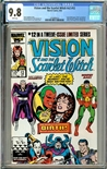 Vision and Scarlet Witch (Vol 2) #12
