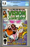Vision and Scarlet Witch (Vol 2) #5