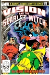 Vision and Scarlet Witch #3