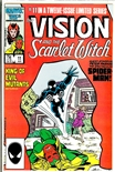 Vision and Scarlet Witch (Vol 2) #11