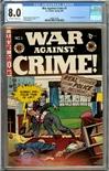 War Against Crime #1