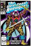 West Coast Avengers #30