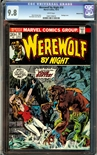 Werewolf by Night #10