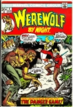 Werewolf by Night #4
