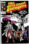 West Coast Avengers #21