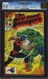 West Coast Avengers #25