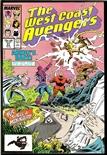 West Coast Avengers #31