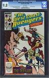 West Coast Avengers #38