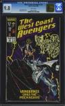 West Coast Avengers #23