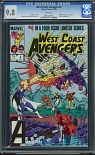 West Coast Avengers (Mini) #4