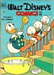 Walt Disney's Comics & Stories #125
