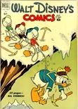 Walt Disney's Comics & Stories #128