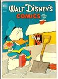 Walt Disney's Comics & Stories #138