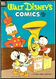 Walt Disney's Comics & Stories #154