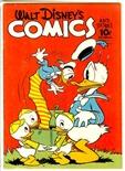Walt Disney's Comics & Stories #27