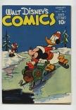 Walt Disney's Comics & Stories #52