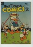 Walt Disney's Comics & Stories #92