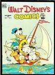 Walt Disney's Comics & Stories #108