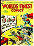 World's Finest #9