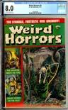 Weird Horrors #4