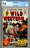 Wild Western #50