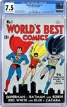 World's Best Comic #1