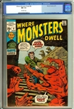 Where Monsters Dwell #8